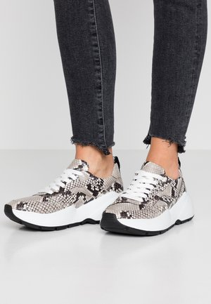 YUKO - Trainers - grey