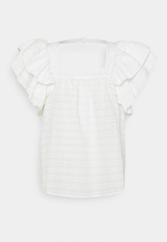 EMMIE - Blouse - white