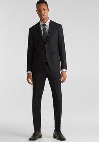 Esprit Collection - ACTIVE - Pantaloni eleganti - black - 1