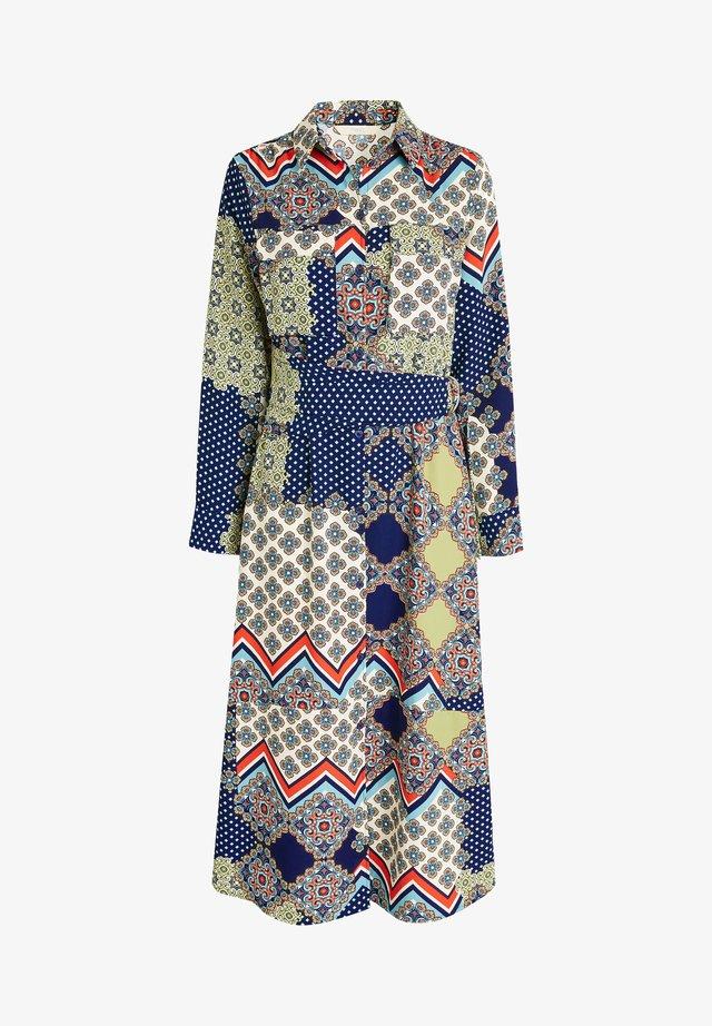 UTILITY - Sukienka koszulowa - multi-coloured
