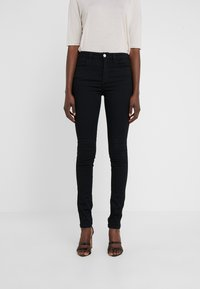 Filippa K - LOLA SUPER STRETCH - Jeans Skinny Fit - black - 0