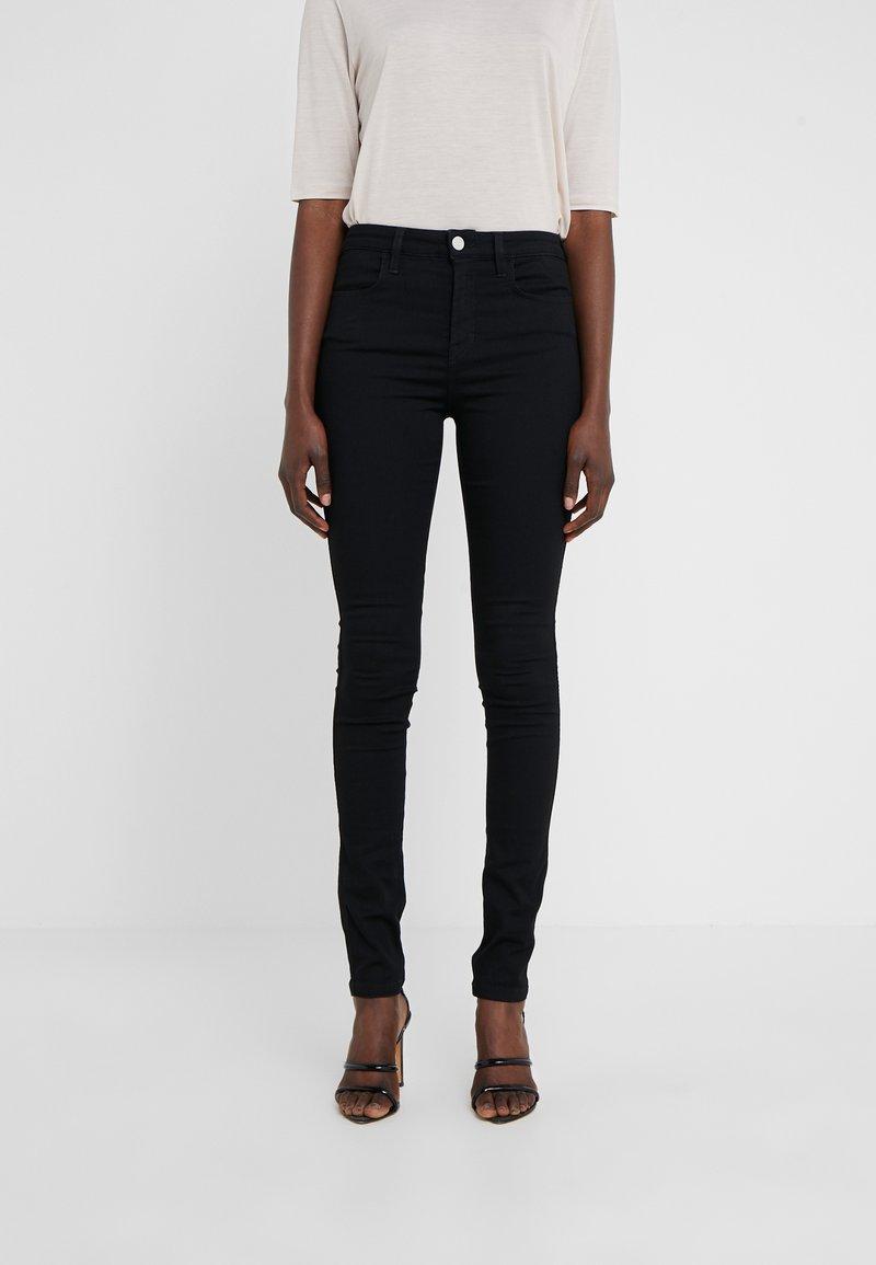 Filippa K - LOLA SUPER STRETCH - Skinny džíny - black