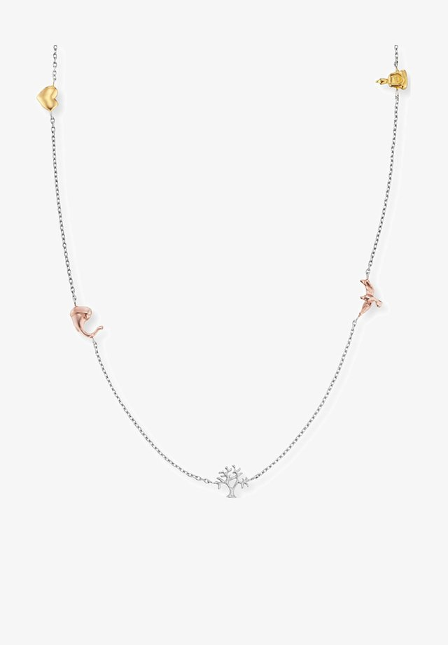 Necklace - tricolor