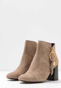 See by Chloé - Botines bajos - taupe - 4