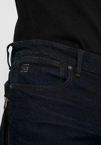 G-Star - CITISHIELD 3D SLIM TAPERED - Slim fit jeans - dark bleu denim - 5