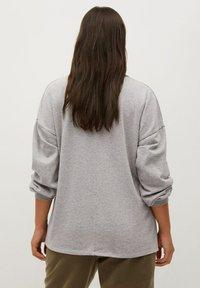 Violeta by Mango - ATHUR - Polo shirt - grau - 2
