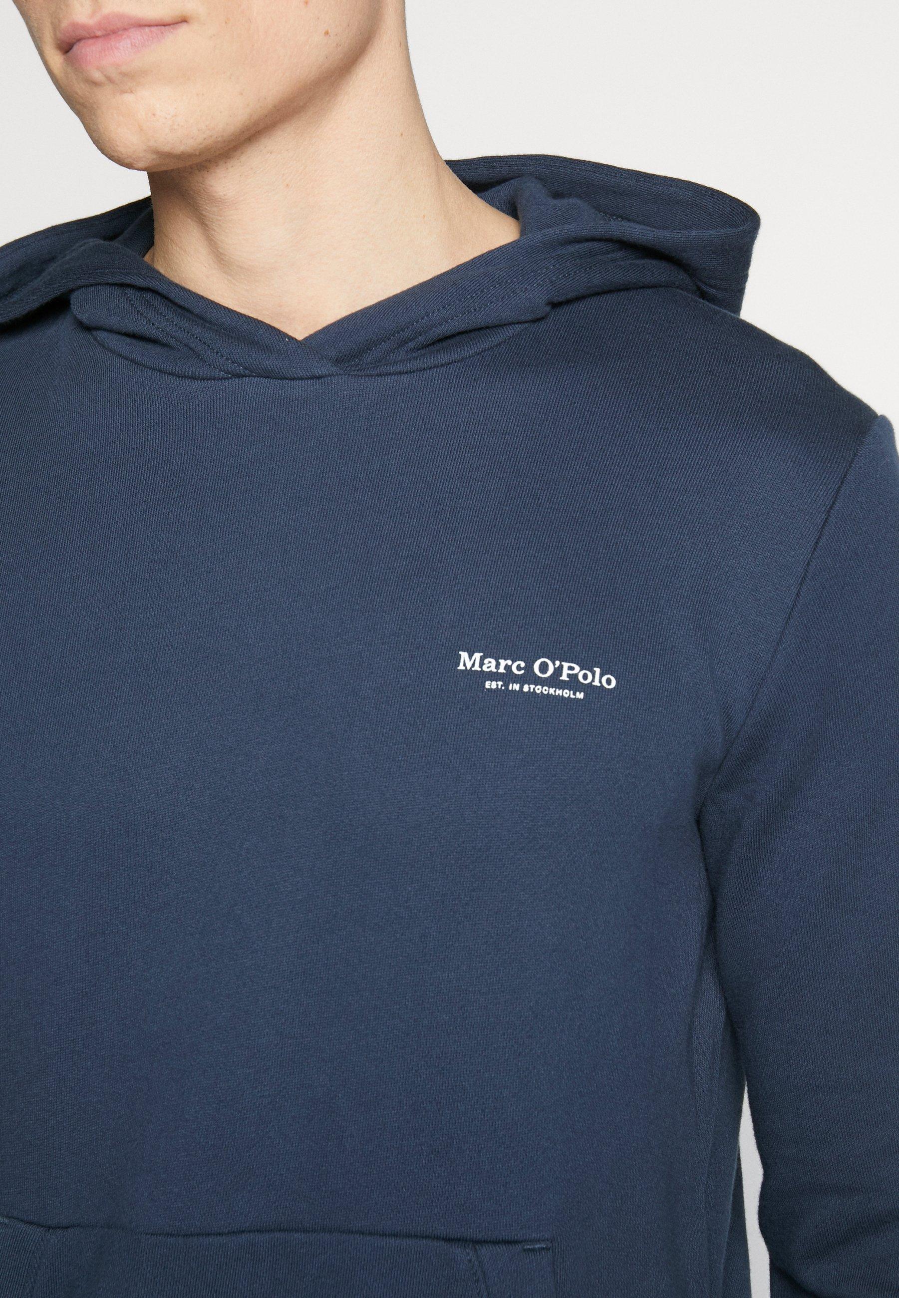 Marc O'Polo Sweat à capuche - dark blue