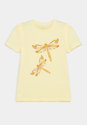 NKFBEINA - T-Shirt print - sunlight