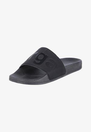 Pool slides - schwarz