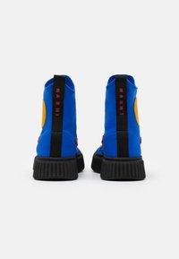 Marni - High-top trainers - blue - 2