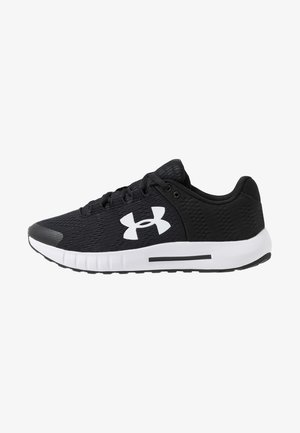 MICRO G PURSUIT - Sportovní boty - black/white