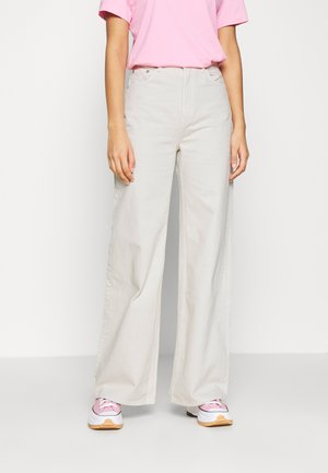 ACE - Flared Jeans - tinted ecru