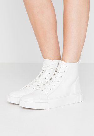 GERTIE TOP - Sneaker high - optic white