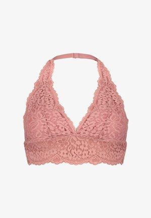 Triangle bra - pink