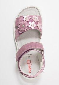 Superfit - SPARKLE - Sandals - lila - 1