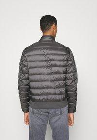 Belstaff - CIRCUIT JACKET - Chaqueta de plumas - dark granite grey - 2