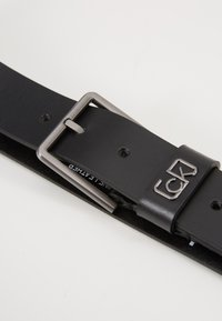 Calvin Klein - SIGNATURE BELT CARDHOLDER SET - Vyö - black - 2