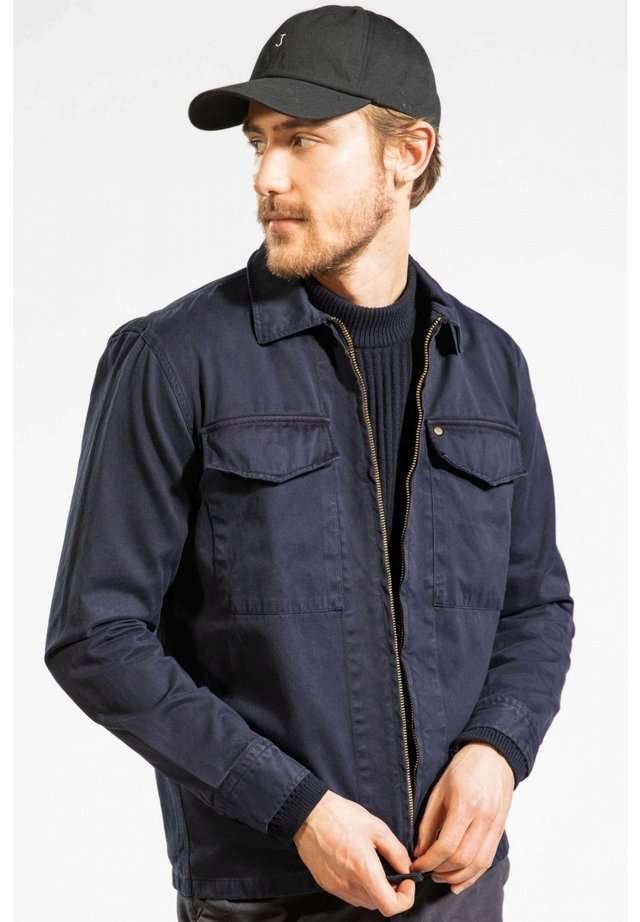 Overhemd - alaska blue