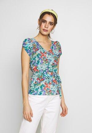 LADIES WOVEN - Bluzka - multi-coloured
