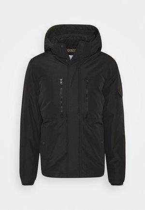 JJFERGUS JACKET - Waterproof jacket - black