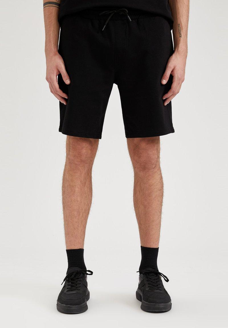 DeFacto Fit - Shorts - black
