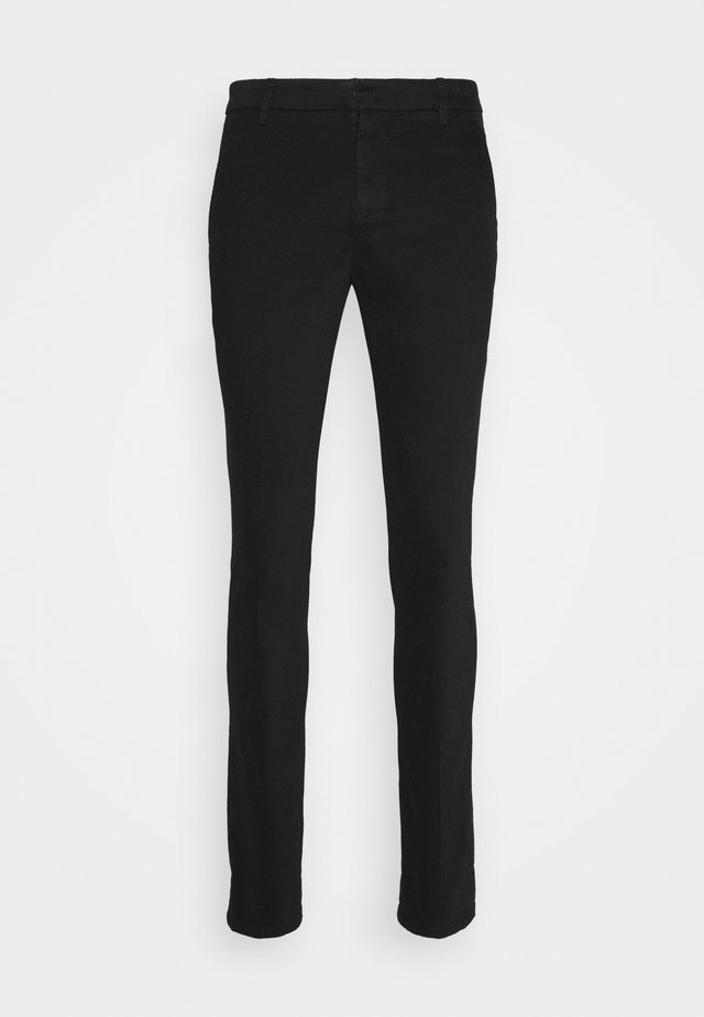 PANTALONE GAUBERT - Chinos - black