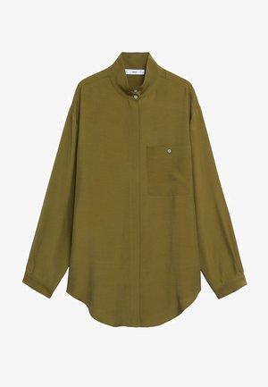 LOVITA - Overhemdblouse - khaki