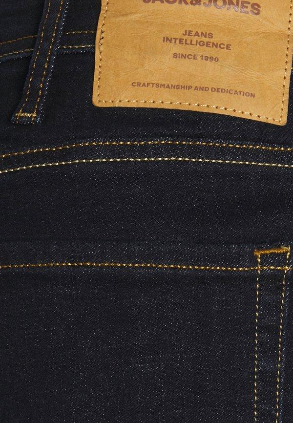 Jack & Jones JJIGLENN JJORIGINAL - Jeansy Straight Leg - blue denim/niebieski denim Odzież Męska AFOB