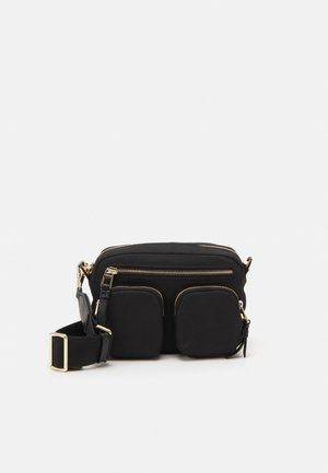 CROSSBODY BAG NEIL  - Skulderveske - black