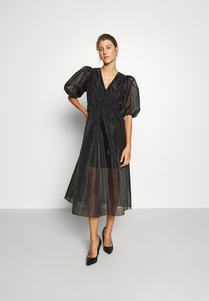 ANASTACIA DRESS - Maxi dress - noir