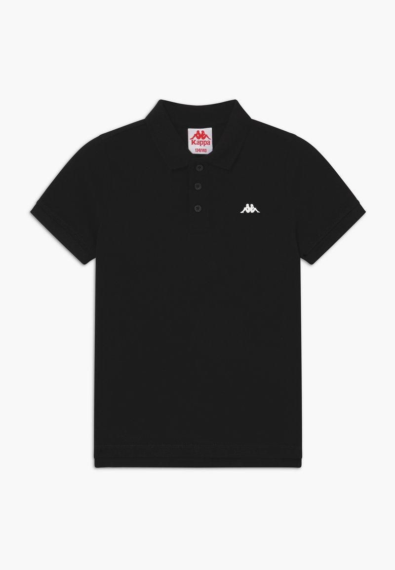 Kappa - HAKON - Polo shirt - caviar