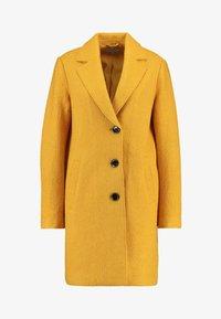 comma casual identity - Classic coat - yellow - 4