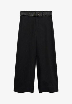 CEL - Trousers - noir