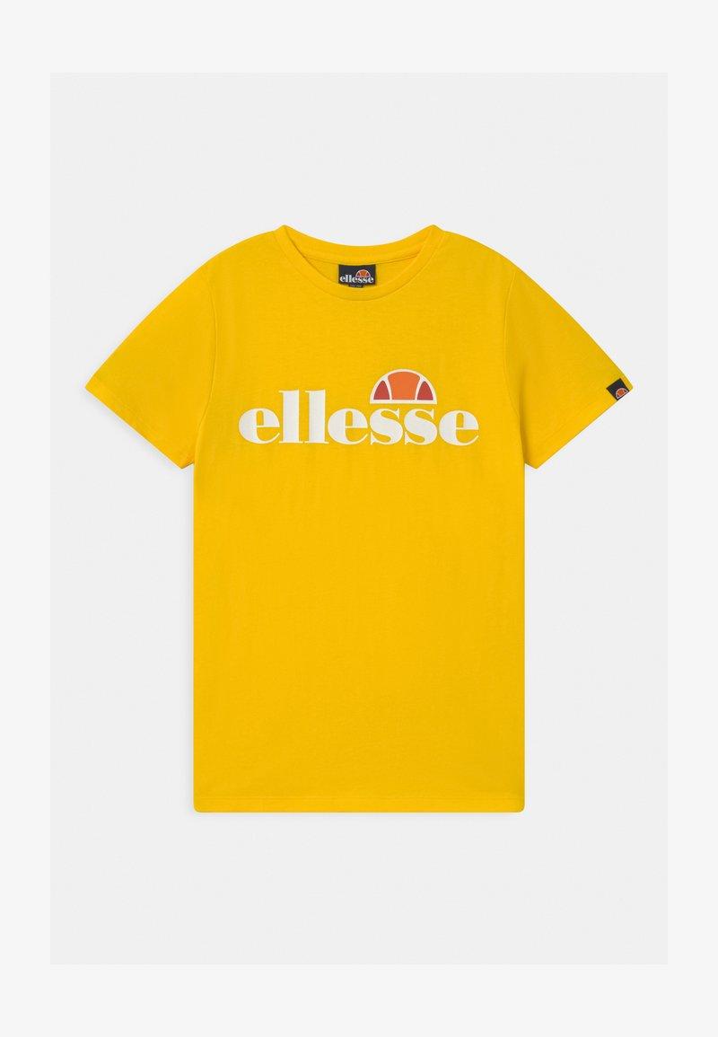 Ellesse - MALIA - Triko spotiskem - yellow