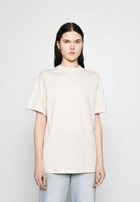 The North Face - ZUMU TEE - T-shirt con stampa - pink tint - 2