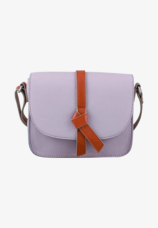 LOVELY DAY  - Borsa a tracolla - purple