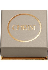 CHRIST - CREOLE  - Earrings - gold-coloured - 3