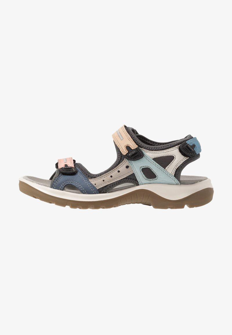 ECCO - OFFROAD - Walking sandals - multicolor