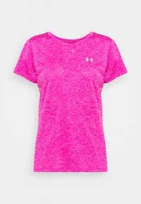 Under Armour - TECH TWIST - Camiseta básica - meteor pink - 4