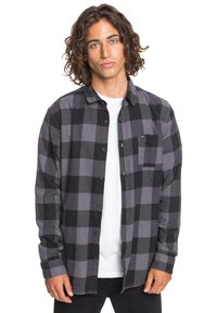 Quiksilver - MOTHERFLY - Shirt - irongate motherfly - 3
