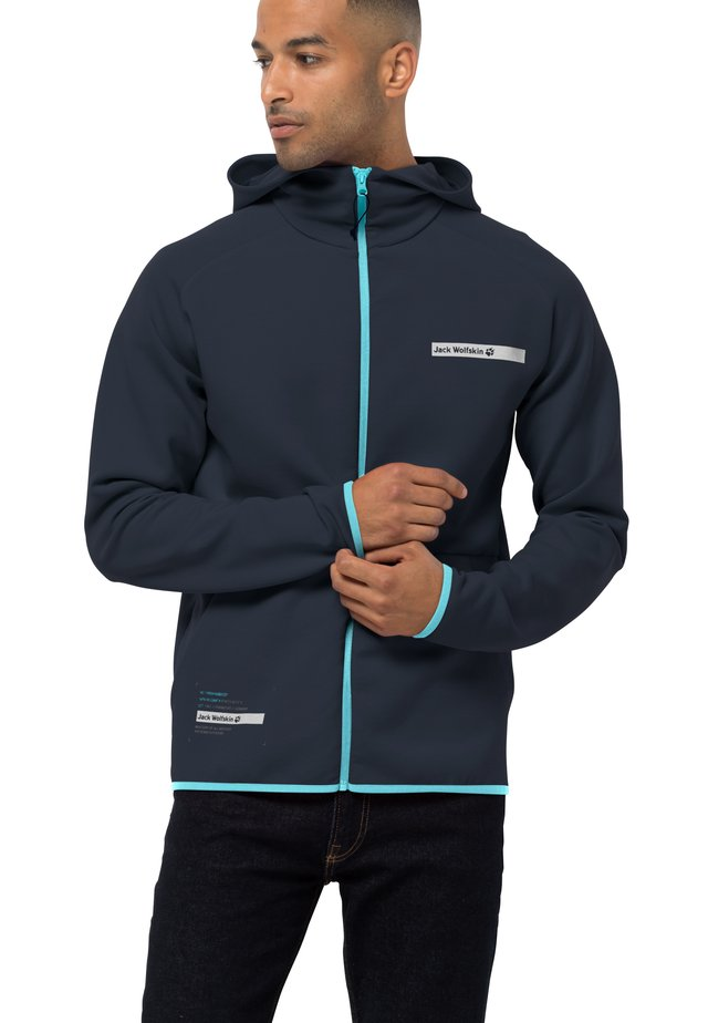 STARBOARD  - Soft shell jacket - night blue