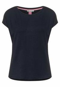 Street One - NEW  - Basic T-shirt - blau - 0