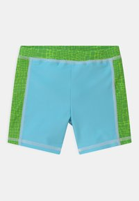 Playshoes - UV-SCHUTZ DINO SET - Rash vest - blau/grün - 2