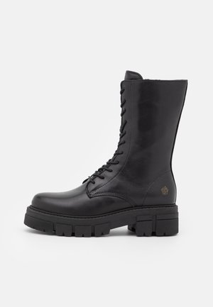 CHICAGO - Lace-up boots - black