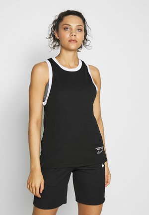 DRY TOP - Camiseta de deporte - black/white