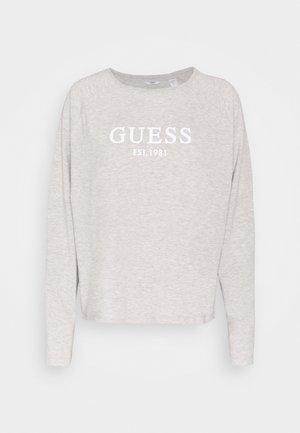 CREW NECK  - Pyžamový top - grey