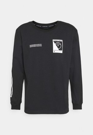 STEEP TECH TEE UNISEX - Long sleeved top - black