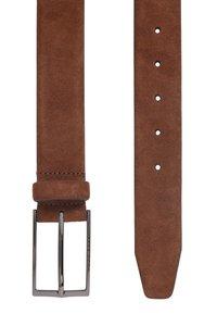 BOSS - CALINDO - Belt - brown - 4
