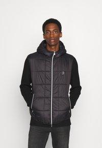Armani Exchange - CABAN COAT - Winterjas - pure cashmere/black - 4