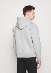 The Kooples - veste en sweat zippée - grey - 2